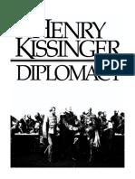 Kissinger Diplomacy