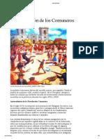 La Revolución de Los Comuneros Paraguay