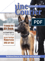 Canine Courier May 2018