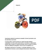 Proiect Dieta Alimentara a Unui Sportiv Ce Practica Ciclism (Autosaved)