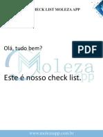 Check List Molezaapp