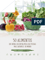 50 Melhores Alimentos Do Mundo • Dr. Dayan Siebra