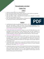 Worksheet Chapter 4