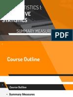 4_Summary Measures (Revised)_Fine Statistics