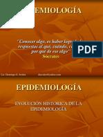 1. Curso de Epidemiologia Dsavalos2011