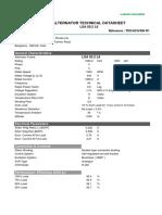 1500kVA-3 Phase LSA 50.2 L8_440V_60Hz