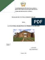 Cultura Bakongo - Um Olhar Académico