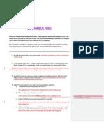 jeffery gantt - sle proposal form