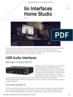 Best Audio Interfaces for Your Home Studio _ Sweetwater