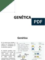 Clase 3 - Genética