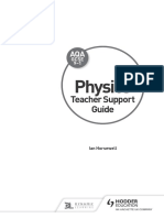 AQA GCSE Physics Teacher Guide