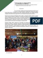 Memoria Encuentro MMM Americas 2015 Web