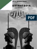 Geoestrategia 2º Edición 2018, Santiago, 2018.