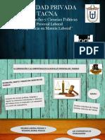 7 La Jurisdicción y La Competencia en La Nueva Ley Procesal Del Trabajo