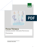Ficha Tecnica Sensibilizacion RPS-2018