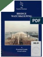 Bridge Watchkeeping Guide