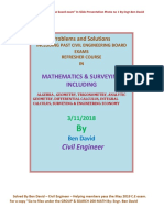 210 Math Prob & Sol by Engr.ben David