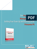 Plan Academy-The Project Control Manager's Guide to Getting Your Team Up and Running with Primavera P6