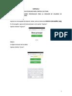 Aplicación Web Para Control Electoral