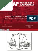 AYUDA TERCERA DE PSICOLOGIA CLINICA