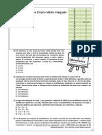 Matemática Básica Reforço