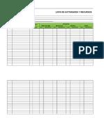 11.OPCG-R-002_H Lista de Actividades y Recursos