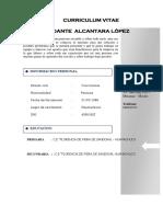 Dante Alcantara