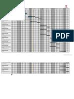 Work Schedule - LP Diaphragm Repair
