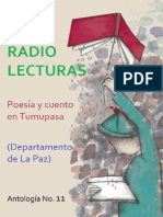 Radio Lecturas en Tumupasa