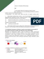 Estudo Dirigido Para a Segunda Prova- Disciplina de Biotecnologia(2)