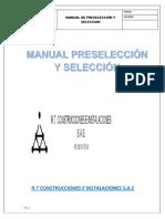 Documento Seleccion