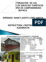Evidencia 6 Presentacion Caracterizar Prestadores Servicios Turisticos