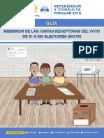 Guía de 51 a 550 Electores Mixta 1