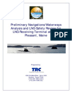 Preliminary Navigations/Waterways
