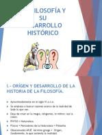 HISTORIA DE LA FILOSOFIA