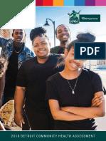 2018 Detroit Community Health Assessment