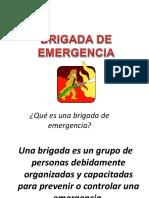 Presentación de Roles y Funciones de La Brigada