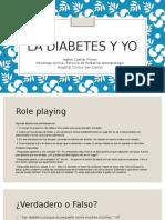Diabetes y Yo