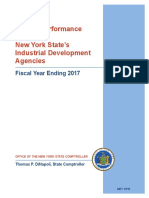 Ida Performance Fiscal Year Ending 2017