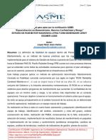 RCM.caso Estudio.espec.asme