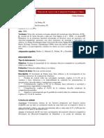 Ficha técnica inventario Padua