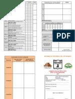 Libreta Oficial Primaria 2017