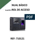 Manual Basico 710121 Español