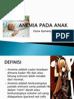 Anemia Pada Anak New