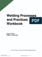 Libro de trabajo de procesos de soldadura