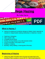college hazing 20time project