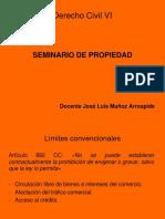 Clase 2 - Límites convencionales