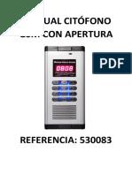 MANUAL CITÓFONO GSM CON APERTURA.docx
