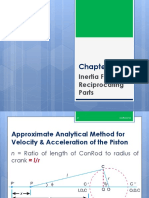 CH15 Inertia Forces in Reciprocating Parts 2016