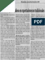 Consecomercio Hubo Un Repunte Valioso en Exportaciones No Tradicionales - El Impulso 28.12.1989
